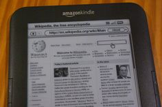 Amazon Limiting 3G Internet Access via its Kindle Web Browser to 50 MB a Month