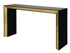 EDGE CONSOLE - Contemporary Console Tables - Dering Hall
