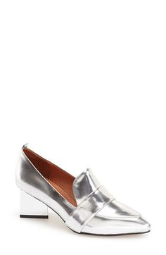 Jeffrey Campbell 'Locklyn' Pointy Toe Pump (Women) available at #Nordstrom