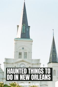 haunted places in New Orleans, things to do in New Orleans, Spooky things to do in New Orleans, ghost tours in the French Quarter, things to do in the french quarter New Orleans, French Quarter history, tours in New Orleans, cemeteries in New Orleans, Voodoo history in New Orleans, Marie Laveau's House of Voodoo, Voodoo Queen of New Orleans, things to do in NOLA, wanderingcrystal, haunted places to visit in New Orleans, vampires in New Orleans, St Louis Cemetery #NewOrleans #DarkTravel #USA St Louis Cemetery, Jean Lafitte, Stuff To Do, Things To Do, Marie Laveau, New Orleans Travel, Ghost Tour, Haunted Places, French Quarter