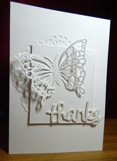 Craft-E-Place: White on white ...