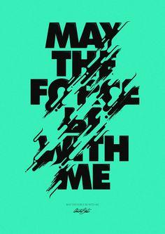 Voici un petit assortiment de typographies qui devrait vous plaire !