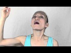 Face Yoga - 1 Facial Exercise for Nasolabial Folds, Smoke Lines and Doub...