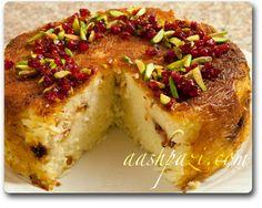 tacchin morgh , persian iranian food recipe