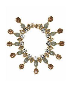 Marchesa Foldover Bracelet Women's Multi