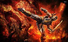 Scorpion - Mortal Kombat X wallpaper - 1257375