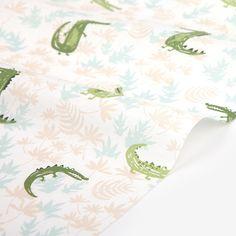 277 Crocodile : Light 1100mm Cotton 30C Fabric – Dailylike Australia
