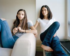 Unspoken Conversations : Mothers and Daughters - Rania Matar Photographer