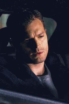 Christian looking sad without Ana