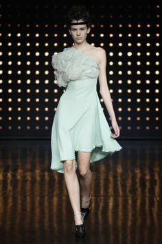 Fatima Lopes Ready To Wear Fall Winter 2014 Paris - NOWFASHION