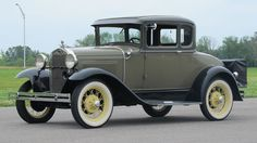 1930 Ford Model A Deluxe Coupe Maintenance/restoration of old/vintage vehicles: the material for new cogs/casters/gears/pads could be cast polyamide which I (Cast polyamide) can produce. My contact: tatjana.alic@windowslive.com