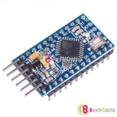 Funduino Pro Mini ATMEGA328P 5V/16M Board (Arduino Pro Mini Improved Version) - 7$
