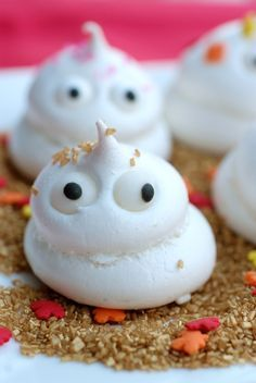 ghostmeringues