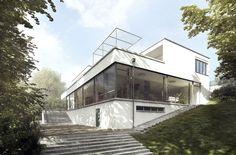 MUTABILIDAD. Arquitectura sólida con función variable. Villa Tugendhat, Brno. Mies Van der Rohe.