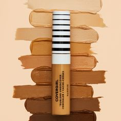Did you know that our lightweight, full-coverage #TruBlend Undercover Concealer is available in 30 different shades? 😍 #EasyBreezyBeautiful #COVERGIRLCrueltyFree #CrueltyFree Eyes Lips Face, Undercover, Makeup Tools, Dupes, Covergirl, Concealer, Eye Makeup, Lipstick, Shades