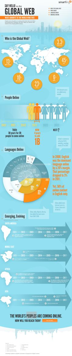 Is There Too Much English on the Internet? [INFOGRAPHIC]