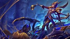 Victorious Elise League of Legends LoL 1920x1080