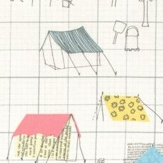 Dear Stella House Designer - Play Date - Campgrounds in Multi