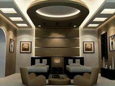 70 Desain Plafon Ruang Tamu Cantik