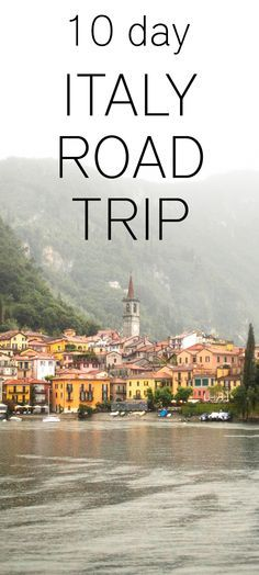 This is the best way to plan an Italy trip. Milan, Venice , Florence, Rome.
