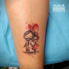 Ilustración by Rafael Guerrero Vila en Badabink Valencia Tattoo. [Info y reservas en el 666852293 (Whatsapp) o en Calle Jesús, 24]. Valencia.