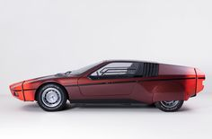 The 1972 BMW Turbo Concept