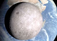 Video: The Moon - A View From The Other Side - SpaceRef