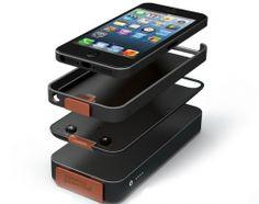 Беспроводная зарядка для iPhone 5