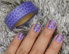 Washi Nails