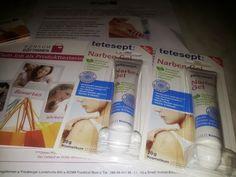 Hexes Produkttest und Sonstiges: Narben Gel von Tetesept