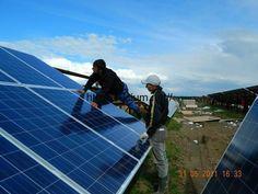 Asamblare panouri solare fotovoltaice - Anunturi de mica publicitate