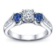 I saw this and loved it. It's just so beautiful. It reminds me of Monica's engagement ring on Friends.