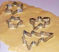 I biscotti di Natale di frolla per bambini. Speciale Natale - www.Sottocoperta.net