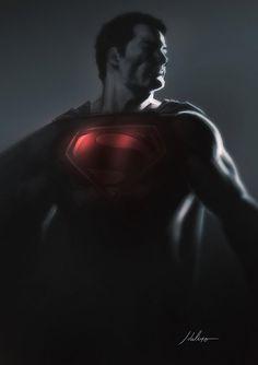 Man of Steel by Rodrigo Windt Idalino *