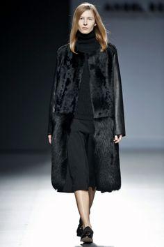 Ángel Schlesser - Madrid Fashion Week O/I 2014-2015 #mbfwm
