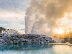 Rotorua and geothermal