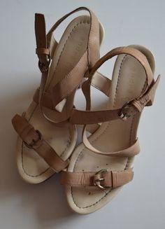 25e8071a070 Kupuj mé předměty na  vinted http   www.vinted.cz damske-boty sandaly 12257665-cerne-kozeneho-sandaly-na-klinku