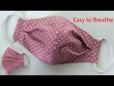 CORTE E COSTURA: Costure Todo Dia - YouTube Small Sewing Projects, Sewing Hacks, Sewing Tutorials, Tutorial Sewing, Video Tutorials, Techniques Couture, Sewing Techniques, Easy Face Masks, Diy Face Mask