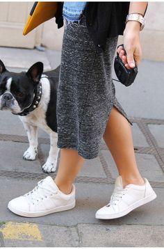 skirt & sneakers - www.noholita.fr