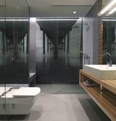 Moderne Badgestaltung Mit Fototapete   Brücke
