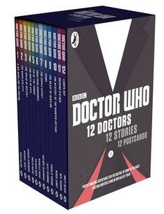 Doctor Who: 12 Doctors 12 Stories ca. 22 €