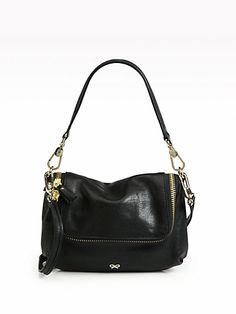 Anya Hindmarch - Maxi Zip Crossbody Bag - Saks.com