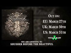 NIGHTWISH - Shudder Before The Beautiful (OFFICIAL TRACK) - YouTube - 2015