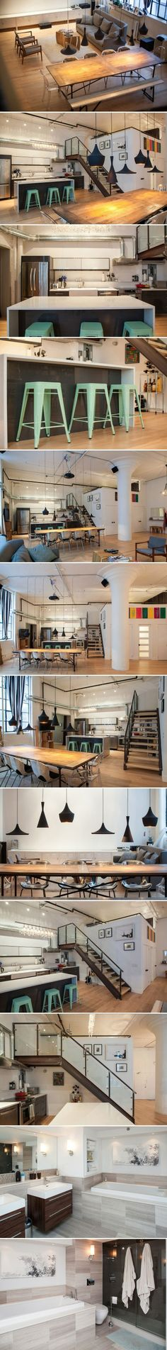 Great loft space