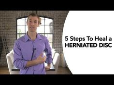 5 Natural Herniated Disc Treatment Options - Dr. Axe
