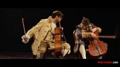 ▶2  CELLOS - Thunderstruck [OFFICIAL VIDEO]
