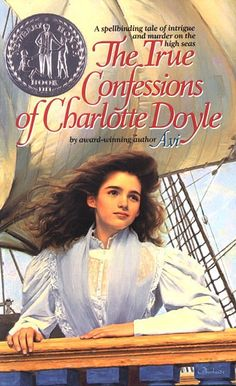 My love for books was truly cultivated during elementary school; my top three best-loved books are from that time; The True Confessions of Charlotte Doyle, The Giver, and Where the Red Fern Grows.