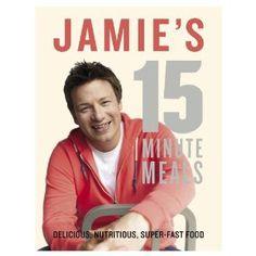 jamie oliver: jamie's 15-minute meals