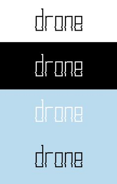 Drone Identity by Andreas Leonidou, via Behance