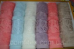 Набор кухонных полотенец Cestepe бамбук 6 шт. 30x50см. Турция, фото 2